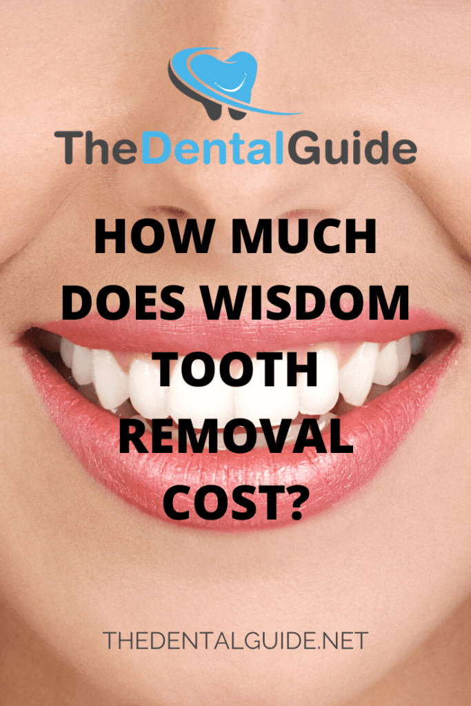 How Much Does Wisdom Tooth Removal Cost? - The Dental Guide UK