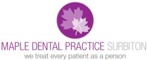 Maple Dental Practice surbiton 1 300x122